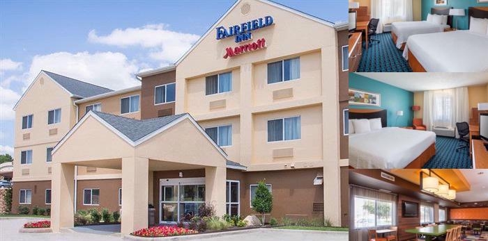 Fairfield Inn & Suites Temple photo collage
