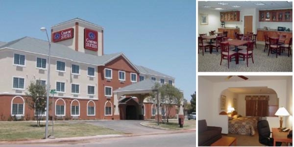 Comfort Suites Odessa Tx photo collage