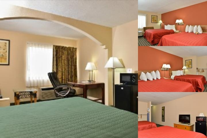 Quality Inn & Suites Centerville photo collage