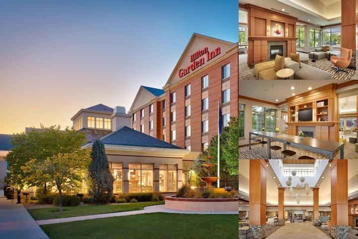 Hilton Garden Inn Salt Lake City / Sandy photo collage