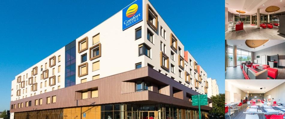 Comfort Suites Universites Grenoble Est photo collage