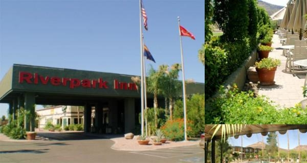 Arizona Riverpark Inn photo collage