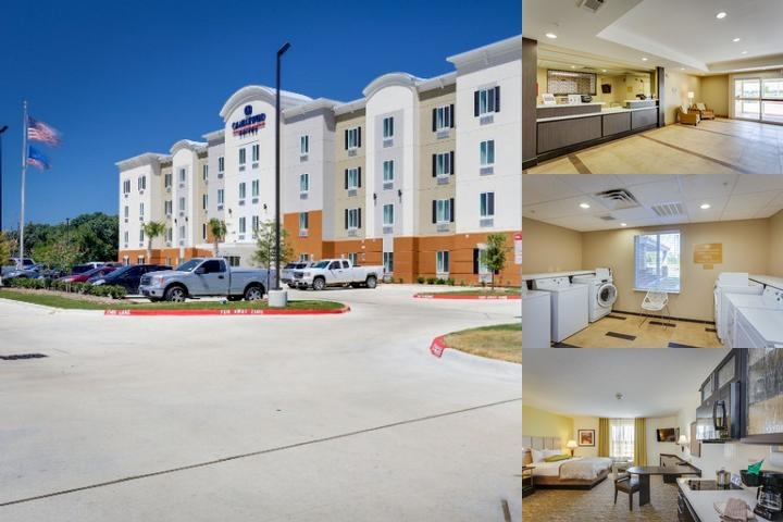 Candlewood Suites College Station at University photo collage