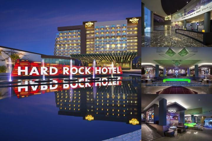 Hard Rock Hotel Cancun All Inclusive photo collage
