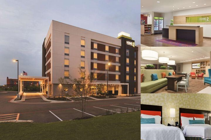 Home2 Suites Austin Round Rock photo collage