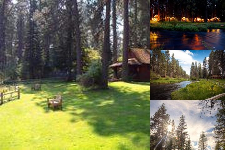 Cold Springs Resort photo collage