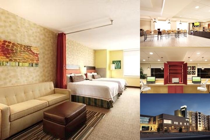 Home2 Suites by Hilton Albuquerque photo collage
