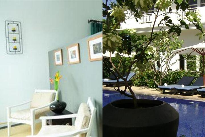 Frangipani Villa Hotel Ii photo collage