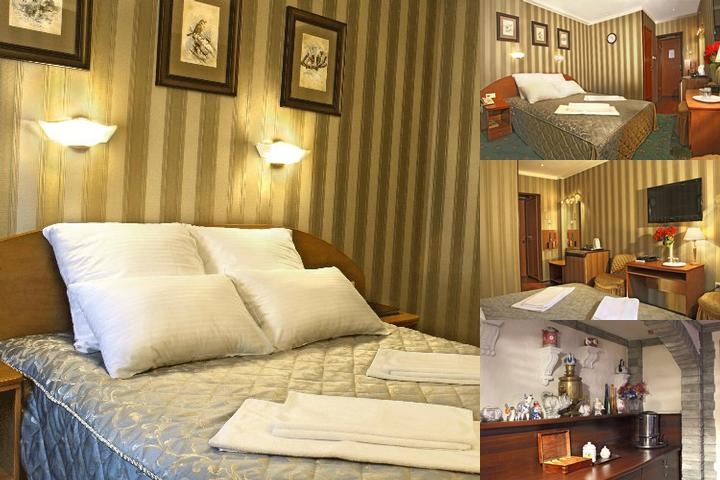 Hotel Galakt photo collage
