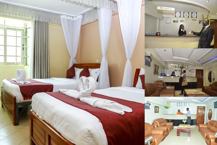 Decasa Hotel photo collage