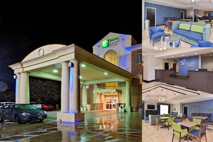 Holiday Inn Express & Suites San Antonio South photo collage