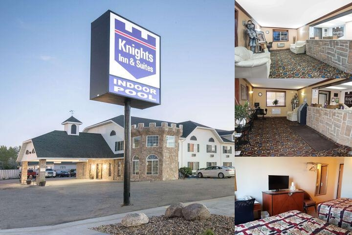Knights Inn & Suites photo collage