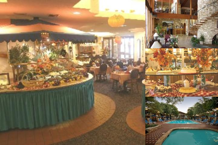 Inn of The Hills Hotel & Conference Center photo collage