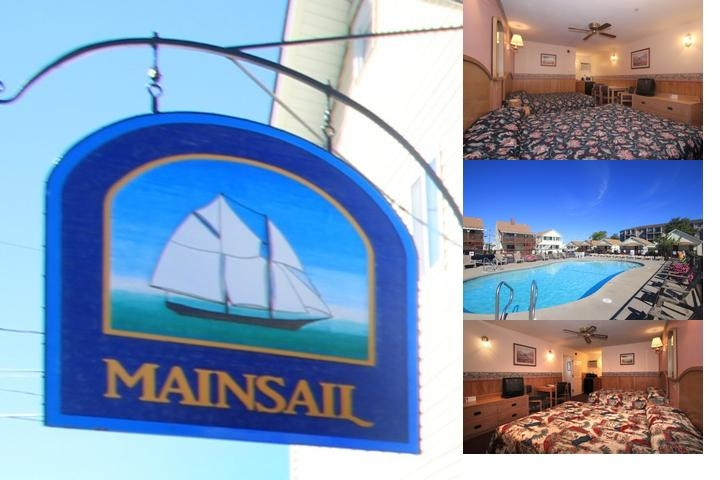 Mainsail Motel Cottages