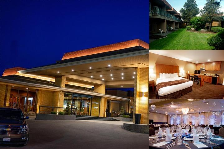 Mirabeau Park Hotel Photo Collage