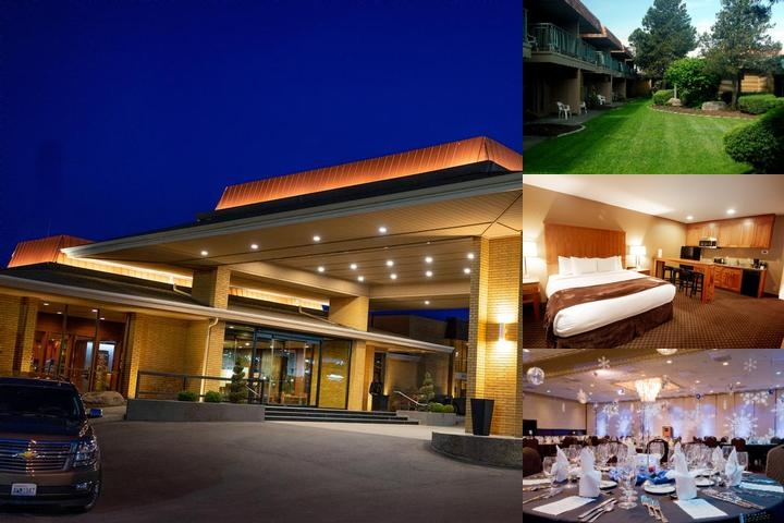 Mirabeau Park Hotel photo collage