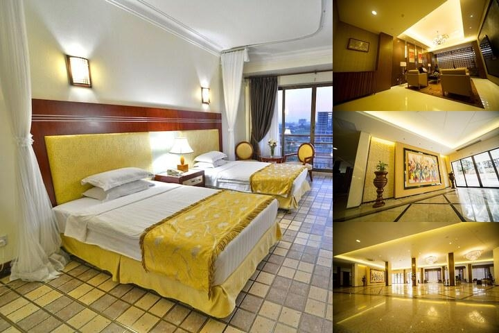 Hotel Africana photo collage