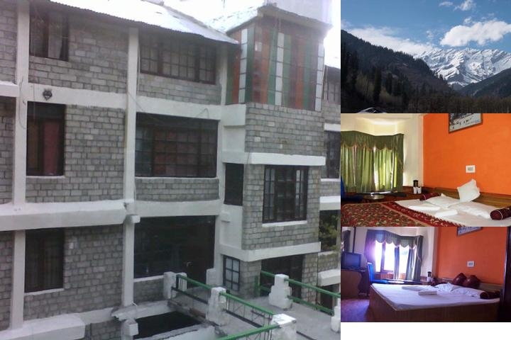 Bene Resort Manali photo collage
