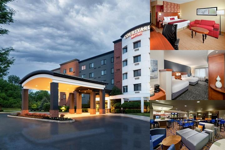 Courtyard by Marriott Collegeville / Valley Forge photo collage