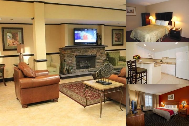 Clarion Inn & Suites Phenix City Columbus photo collage