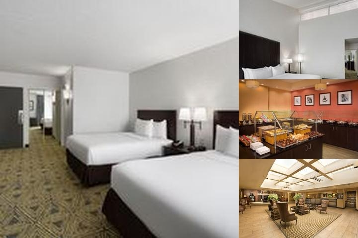 Doubletree Pittsburgh Meadowlands photo collage
