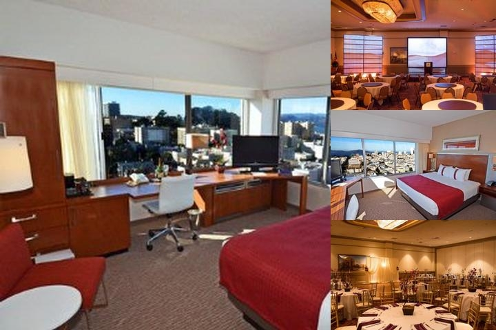 Holiday Inn Golden Gateway San Francisco photo collage