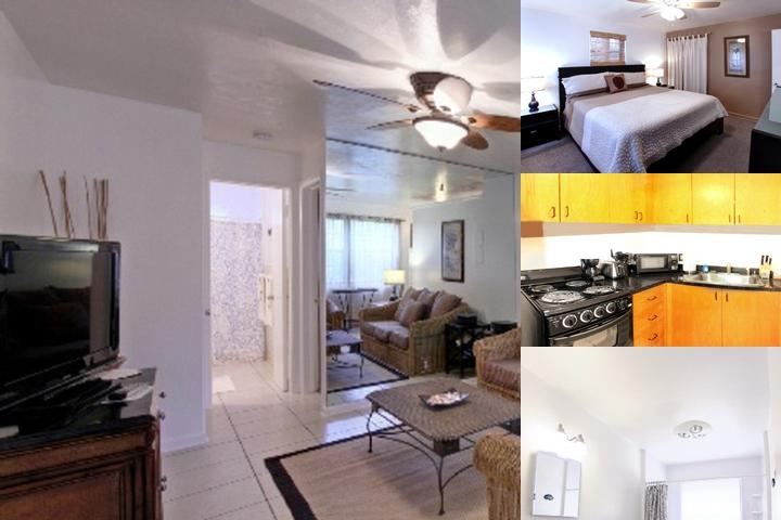 Sunshine Shores Boutique Apartments photo collage