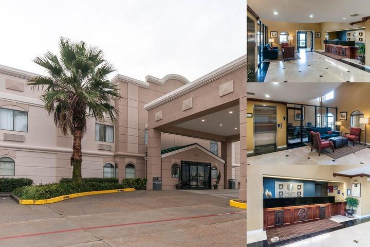 Comfort Inn Conroe photo collage