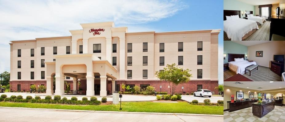 Hampton Inn by Hilton Baton Rouge / Gonzales photo collage