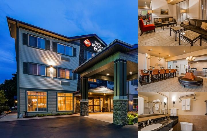 Best Western Plus Vineyard Inn photo collage