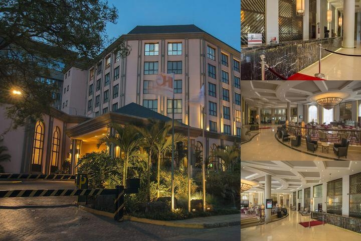 Crowne Plaza Hotel Nairobi photo collage