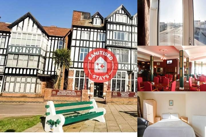 Grosvenor House Hotel photo collage