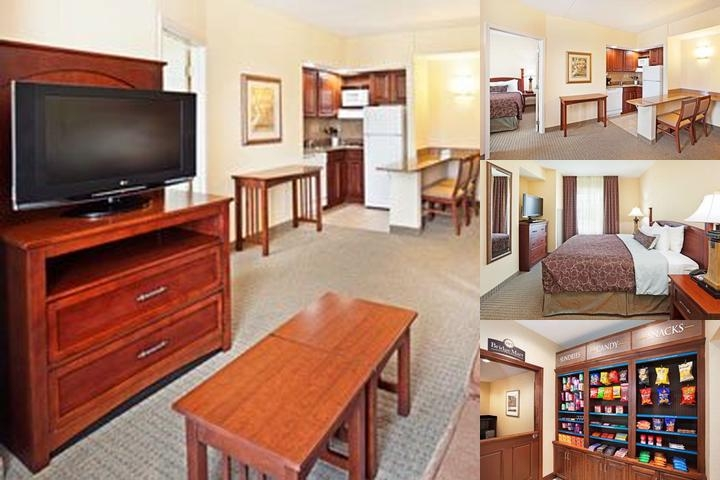 Staybridge Suites Knoxville Oak Ridge photo collage