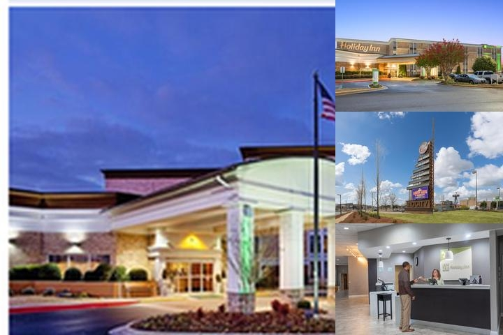 Holiday Inn Research Park photo collage