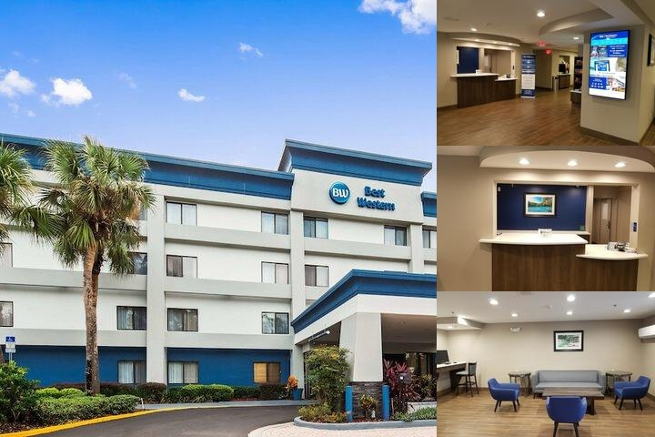 Best Western Ocala Park Centre photo collage