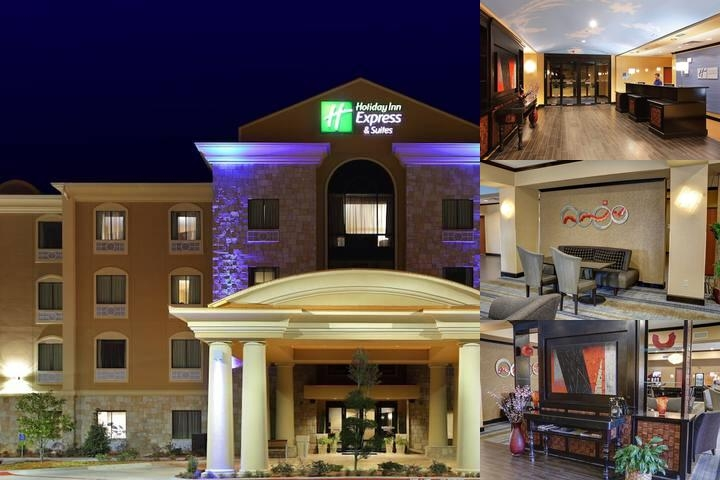 Holiday Inn Express & Suites Texarkana East photo collage