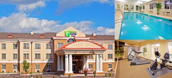 Holiday Inn Express & Suites Binghamton / Vestal photo collage