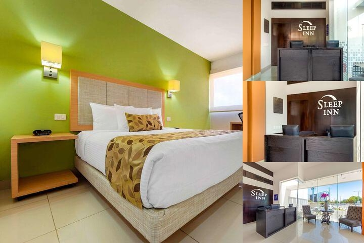 Sleep Inn Culiacan photo collage