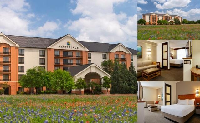 Hyatt Place Austin North Central photo collage