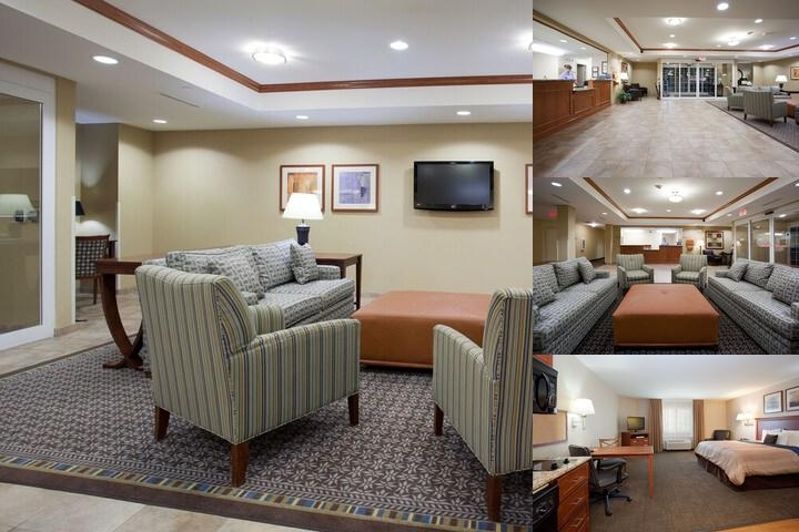 Candlewood Suites Parachute photo collage