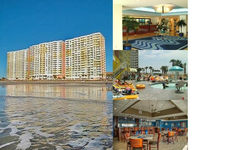 Bay Watch Resort & Conference Center by Oceana Resorts photo collage