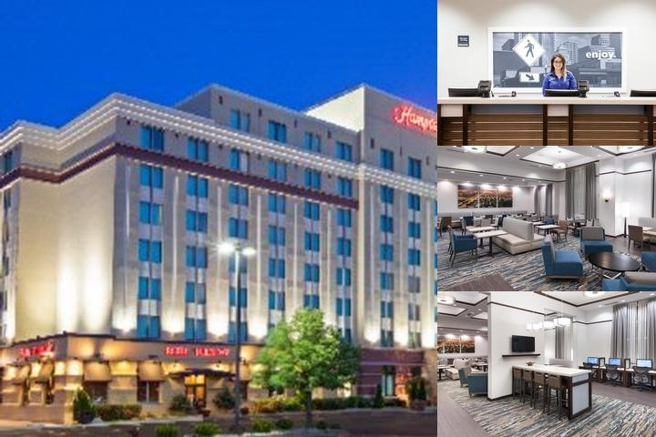 Hampton Inn & Suites Chicago North Shore photo collage
