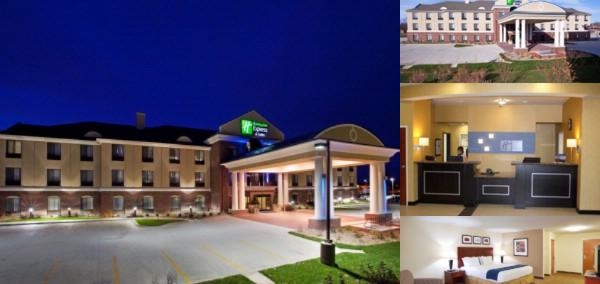 Holiday Inn Express & Suites Lafayette photo collage