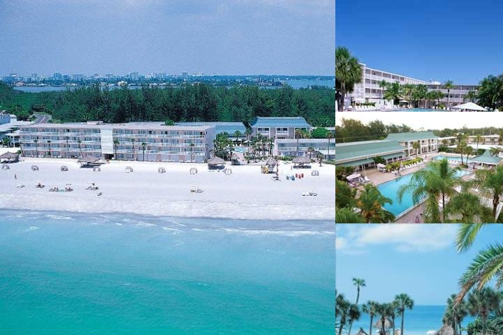 Sandcastle Resort at Lido Beach photo collage