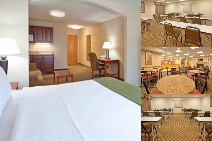 Holiday Inn Express & Suites Elkhart South photo collage