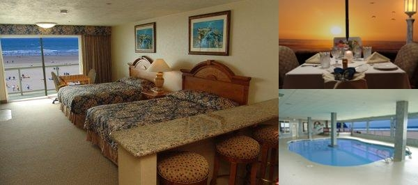Shilo Inn Suites Oceanfront photo collage