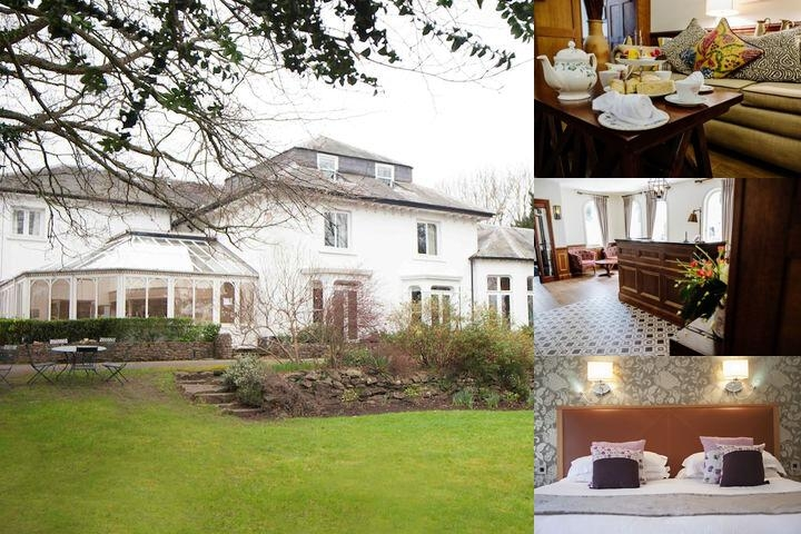 Hawkwell House Hotel photo collage