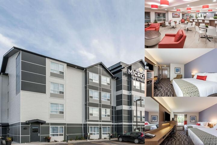 Microtel Inn & Suites Fort St. John photo collage