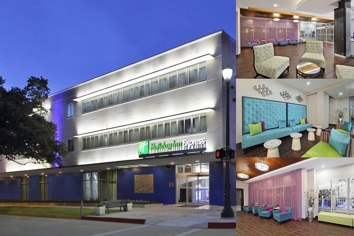 Holiday Inn Express Baton Rouge Downtown photo collage