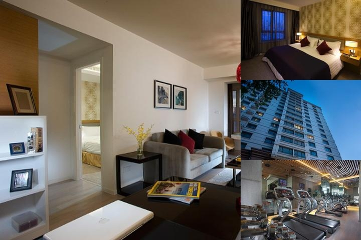 Modena Residence Heping Tianjin photo collage